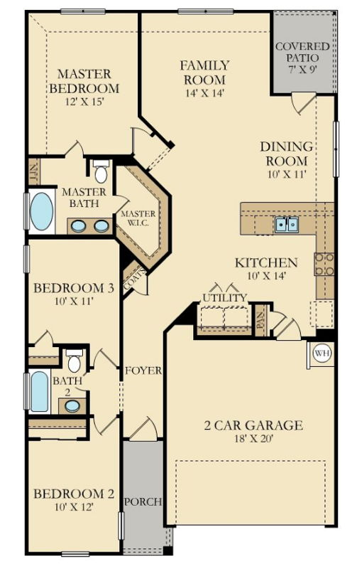 Lennar Floorplans