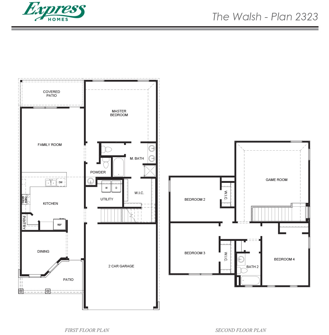 2323_FP_updated_for_web D R Horton Homes Interior Design on beazer homes interior design, ryland homes interior design, lennar homes interior design, d r horton homes florida, d r horton homes colorado,