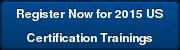 Register Now for US Certification Trainings