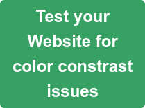 Test your Website for color constrast issues