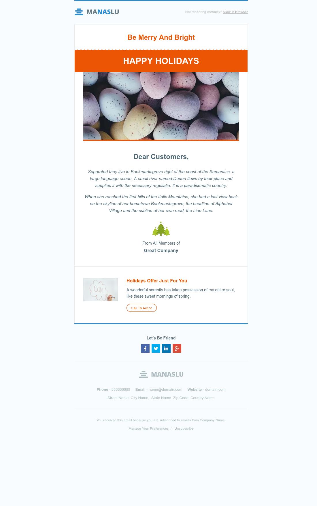 Manaslu holiday greetings email template v23 hubspot externallink m4hsunfo