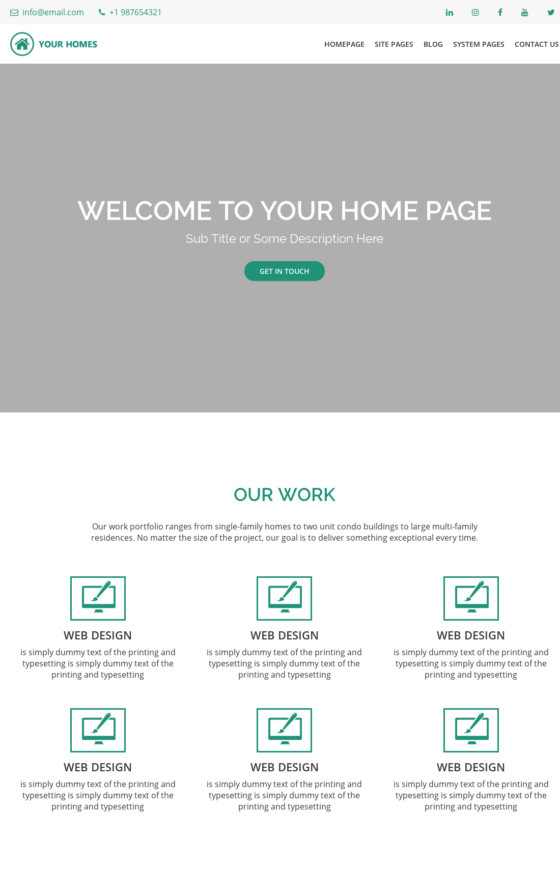 Your Home - Homepage (Video Banner) | HubSpot