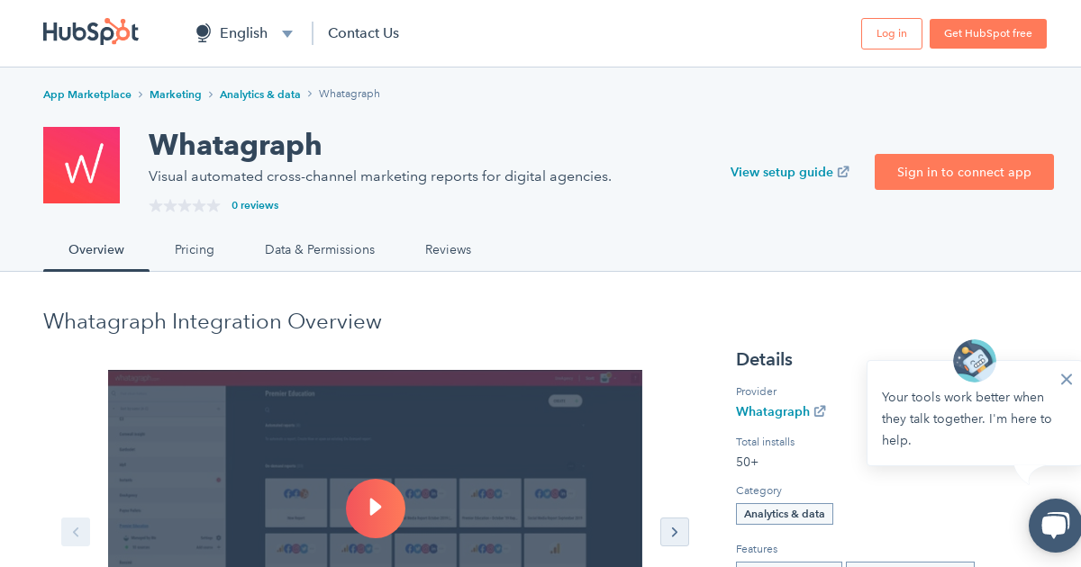 top 10 instagram tools for marketers blog whatagraph Whatagraph Hubspot Integration Connect Them Today